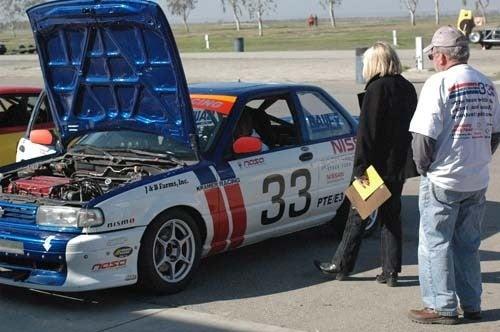 NASA's Western Endurance Racing Championship