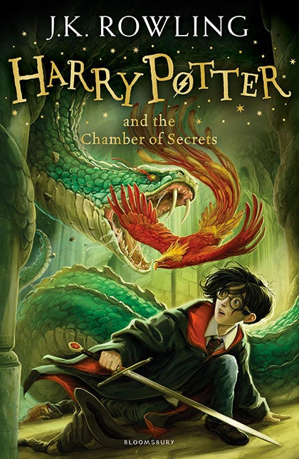 New Harry Potter UK covers bring the magic back!