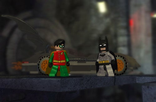 Frankenreview: Lego Batman: The Video Game