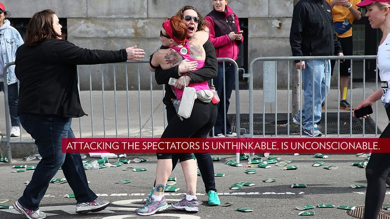 The People Who Watch Marathons
