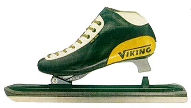 How A Century-Old Skate Design Completely Changed Modern Speed Skating