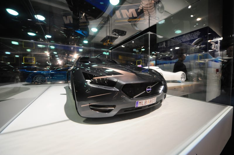 The Top Ten Photo Galleries Of The 2009 Detroit Auto Show