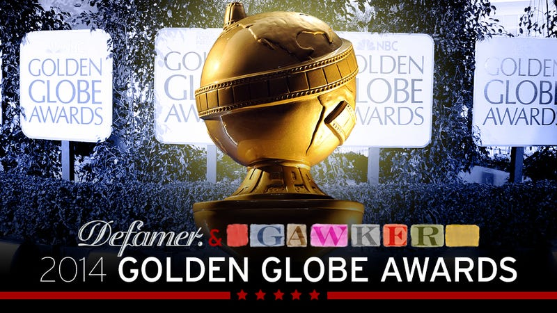 Let's Watch the Golden Globes Together
