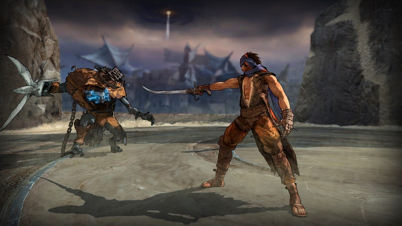 Awesome New Prince of Persia Trailer and Screens
