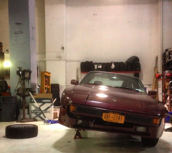 944 Status Update: Post Accident; Bought Parts, Need Help...
