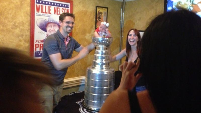 Stanley Cup Baby Don't Care