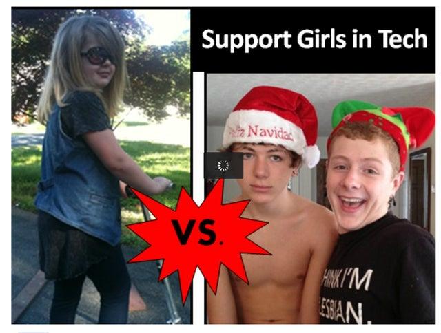 Internet Rallies Against Kickstarter for Nine-Year-Old Girl