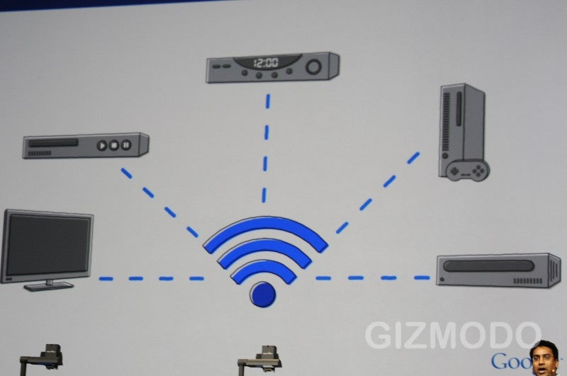 Google TV Combines TV, Android and All of the Internet