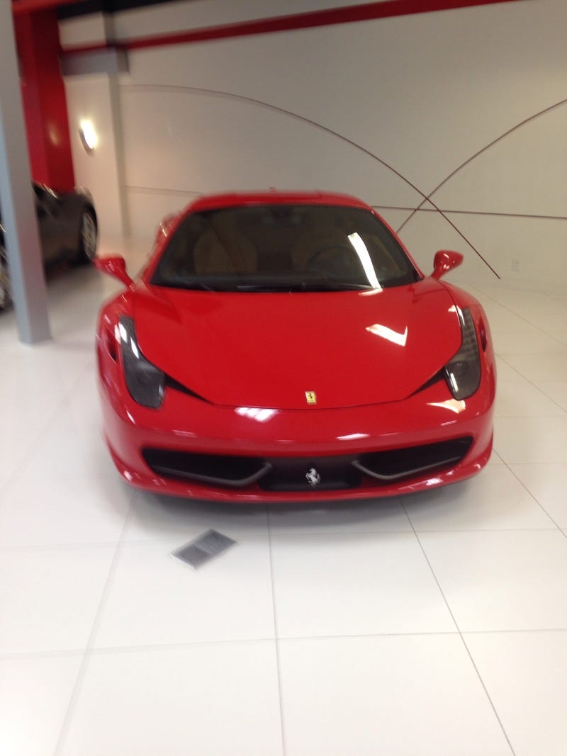 Ferrari of Tampa Bay Photo Dump 2: Attack of the Californias