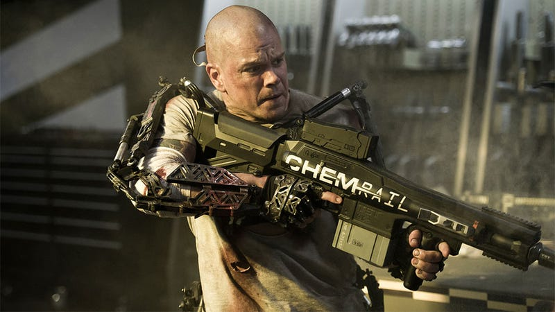 Please, Watch The First Trailer For Elysium, From The Man Who Directed District 9