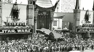 Recording Captures Thrill Of Seeing <i>Star Wars</i> In 1977