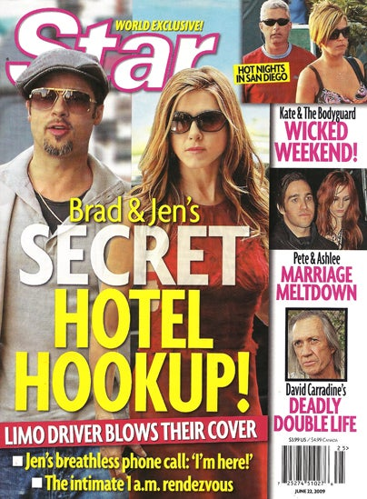 This Week In Tabloids: Angie & Kate's Birthday Tears