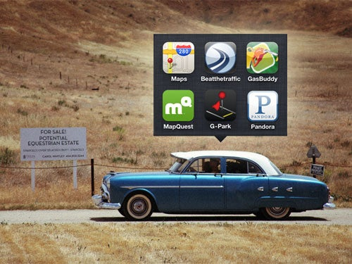 The Best iPhone Apps for Your Car