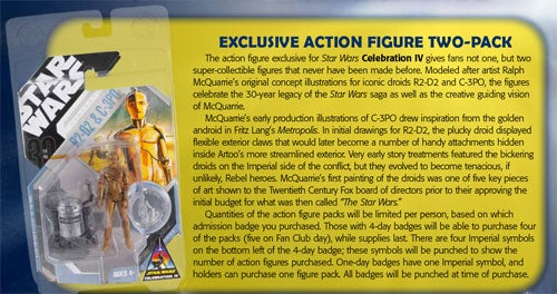 Star Wars 30th Anniversary Merch Strikes Back