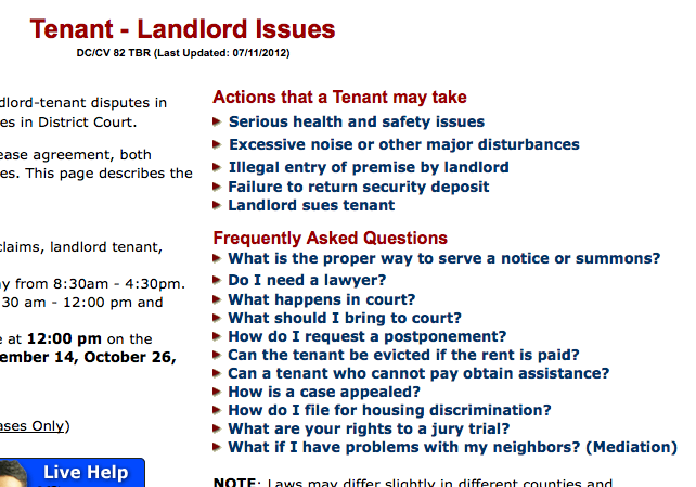 How Can I Hold My Landlord Accountable When Something Goes Wrong?