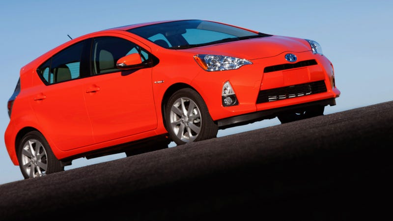 Toyota Sells More New Prius C In Three Days Than Chevy Sells Volts In One Month