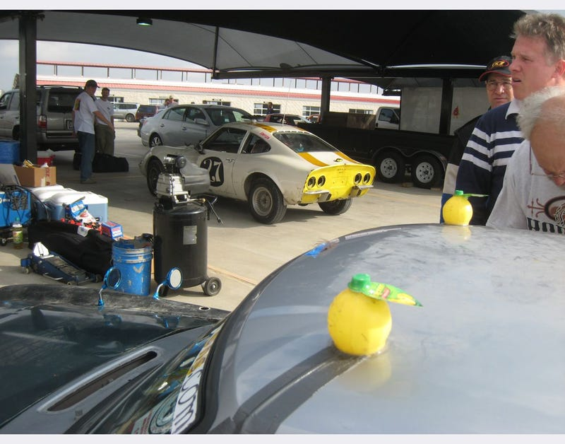 Guess The 24 Hours Of LeMons Lap Totals, Win Fabulous Prizes: Opel GT or MGB-GT?