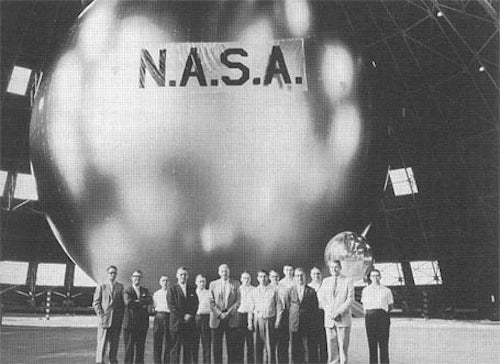 Happy 50th Birthday to Echo 1, Grandpappy of Satellite Communications