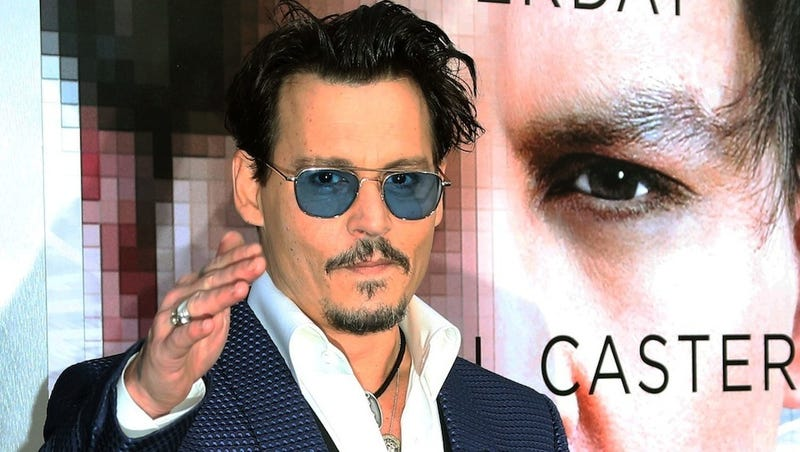 Johnny Depp to Testify in Fake Lover's Insane Murder Case
