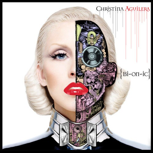 Christina Aguilera Is A Robot