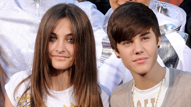 Justin Bieber and Paris Jackson Are Quite the Dashing Duo