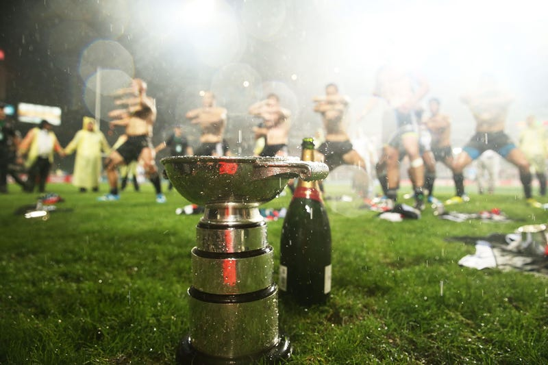 New Zealand Rugby Celebrations Are Beastly
