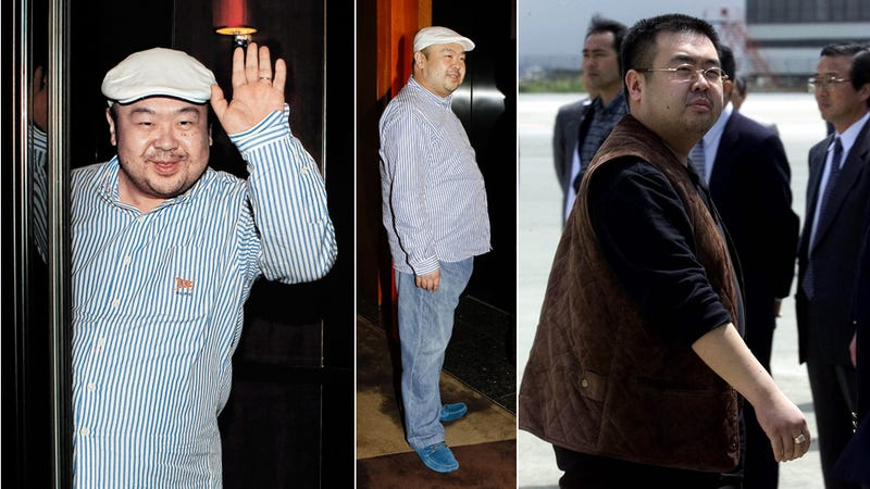 Kim Jong-il's Fat Playboy Son Totally Jealous of Cool Dictator Brother