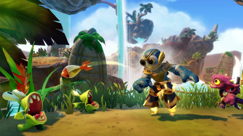 I've Played Skylanders On The PS4, And There's No Going Back