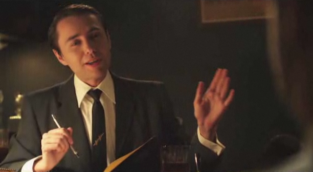 Mad Men's Vincent Kartheiser and Rich Sommer Discuss Trains in 1965