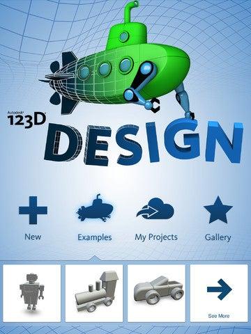 123D Gallery