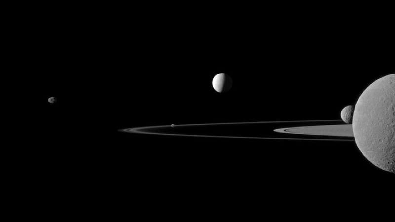 That Cassini Smartypants Spacecraft Is One Amazing Photographer