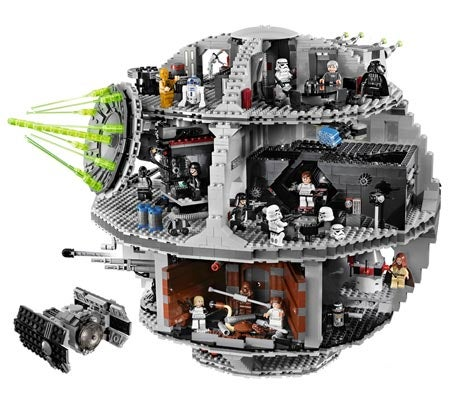 Michael Chabon: Star Wars Legos Prove Kids Are Still Remixing The Force