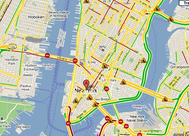 TomTom's 20 Most Traffic Congested Cities