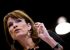 "GOP Pinheads: Women Aren't ""Feminist"" Unless They Vote For Sarah Palin"