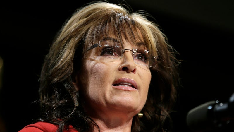 Almost-Politician Sarah Palin Says Waterboarding is like a Baptism