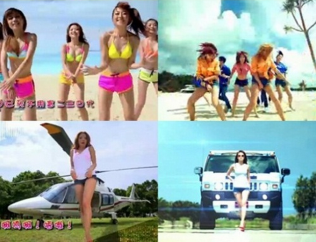 A Chinese Girl Group Probably Copied This Addictive Korean Music Video