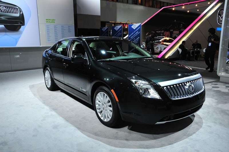 2010 Mercury Milan, Hybrid And Lincoln MKZ: Live Cars For The Pulse-Free