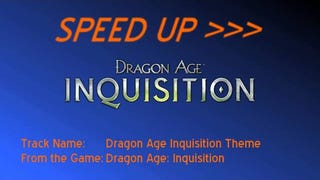Nobody expects the SPEED UP Inquisition!