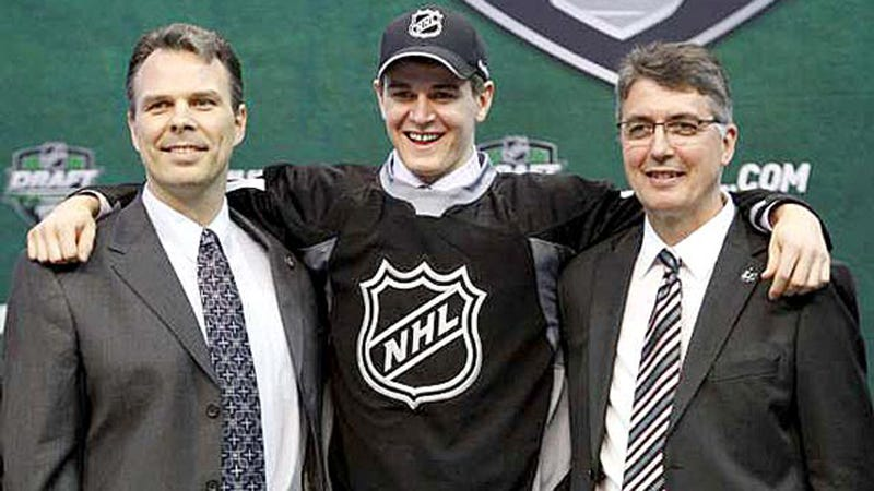 Deadspin's 2011 NHL Entry Draft Running Diary