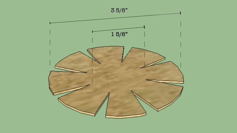 How to Make Mathematically Perfect Nachos