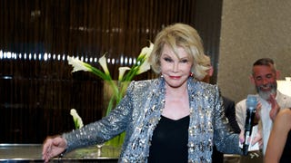 Report: Joan Rivers Was Rich as a Motherfucker