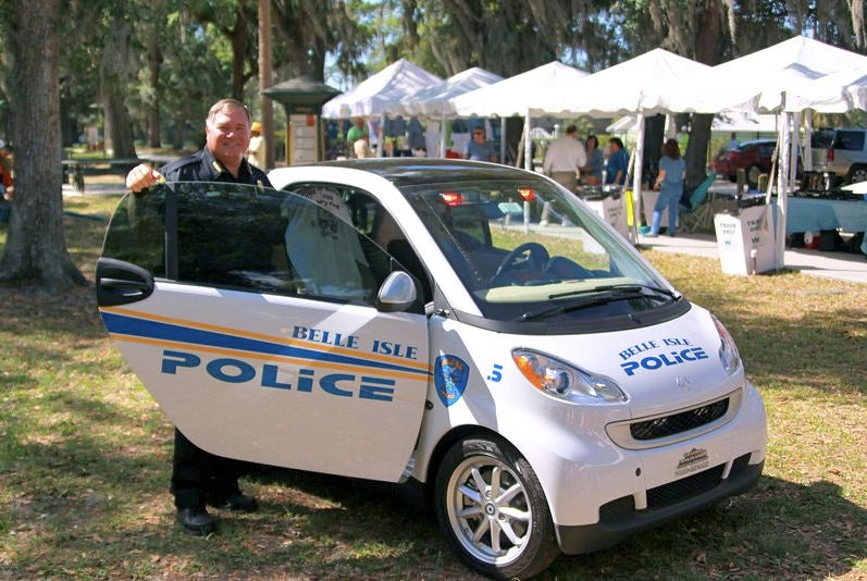 Five Questionable Vehicle Choices By American Police Departments