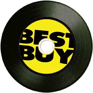 Best Buy May Start Selling Vinyl Records