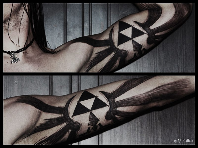 Now That's a Zelda Tattoo