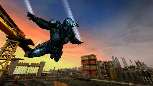 The Voice Of Crackdown Had A Cold