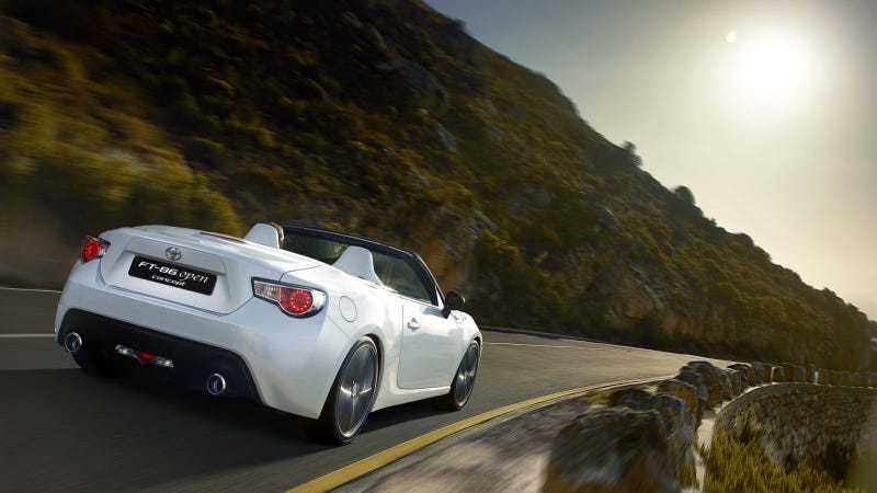 Scion FR-S Boss Wants The Toyobaru To Spawn Multiple Models