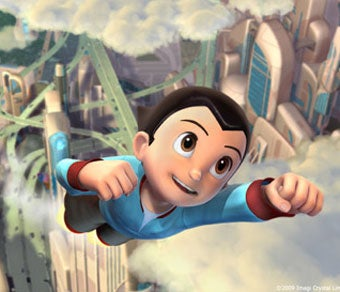 D3 Does Astro Boy