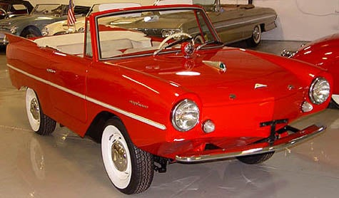 Must... Have... Amphicar...