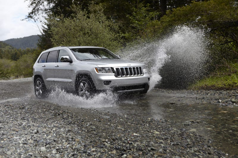 2011 Jeep Grand Cherokee: First Photos