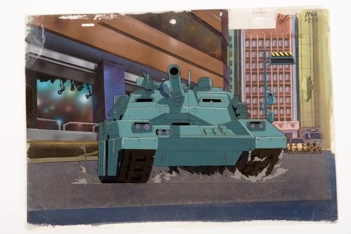 TETSUOOO! The Gorgeous Animation Cels Of Akira